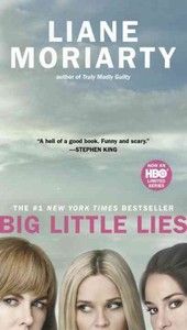 Big Little Lies - Liane Moriarty (Paperback) - Cover