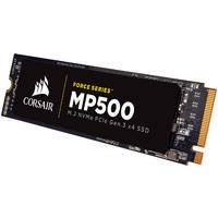 Corsair - 120GB Force MP500 series Serial ATA III M.2 Solid State Drive