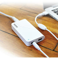 Port Designs Apple 60watt Charger For Macbooks (Fits Magsafe 1 and 2)