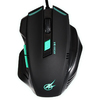 Port Designs Arokh Gaming Mouse X-1 Green (Wired) - 6 Buttons/2400dpi