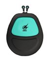 Port Designs Arokh Gaming Headset Pouch - Green