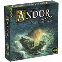 Legends of Andor - Journey to the North Expansion (Board Game)