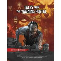 Dungeons & Dragons - Tales From the Yawning Portal (Role Playing Game)