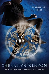 Invision - Sherrilyn Kenyon (Paperback)