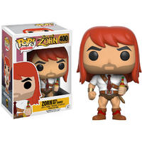 Funko Pop! Television - Son of Zorn - Zorn with Hot Sauce