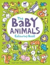 The Baby Animals Colouring Book - Jonny Marx (Paperback)