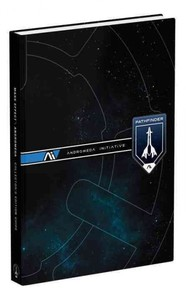 Mass Effect Andromeda: Collector's Edition - Prima Games (Hardcover) - Cover