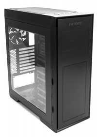 Antec P9 Windows Gaming Chassis with Window - Black - Cover
