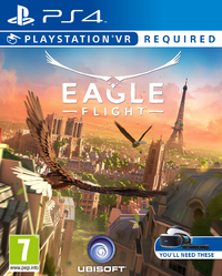 Eagle Flight (PS4) - Cover
