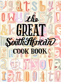 Great South African Cookbook (Hardcover) - Cover