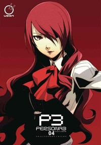 Persona 3 4 - Atlus (Paperback) - Cover