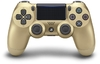 Sony - New DUALSHOCK 4 Wireless Controller V2 - Gold