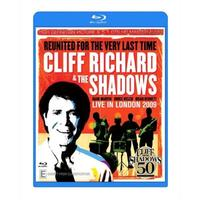 Cliff Richard & the Shadows - Live In London 2009 (Blu-ray)