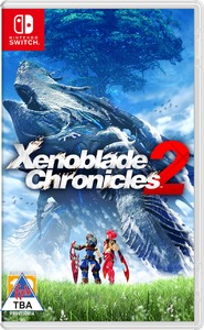 Xenoblade Chronicles 2 (Nintendo Switch) - Cover
