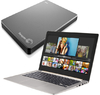 Asus Zenbook i7-6500U 4GB 256GB SSD 13.3 Touch Screen Notebook Bundle (Includes Free Seagate 2TB Slim Portable Hard Drive 2.5 USB 3.0 - Silver)