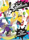 The Art of Splatoon - Nintendo (Hardcover) Cover