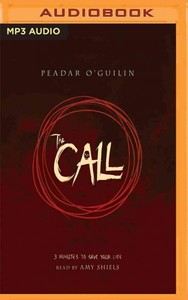 The Call - Peadar O Guilin (CD/Spoken Word) - Cover