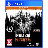 Dying Light: The Following Enhanced Edition (PS4) (Video Game)
