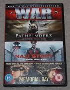 War Triple Pack (DVD) - Cover