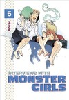 Interviews With Monster Girls 5 - Petos (Paperback)