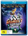 Ratchet & Clank (Blu-ray) Cover