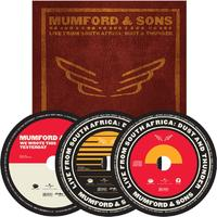 Mumford & Sons - Live In South Africa: Dust and Thunder (DVD + CD)