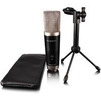 M-Audio Vocal Studio USB Condenser Microphone (with Headphone Out)