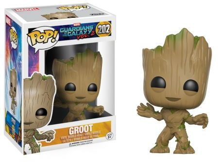 Funko Pop Marvel Guardians Of The Galaxy 2 Baby Groot