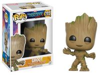 Funko Pop! Marvel - Guardians of the Galaxy 2 Baby Groot Vinyl Figure - Cover
