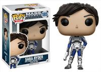 Funko Pop! Games - Mass Effect Andromeda - Sara Ryder Pop Vinyl Figure