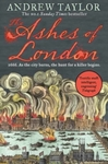 Ashes of London - Andrew Taylor (Paperback)
