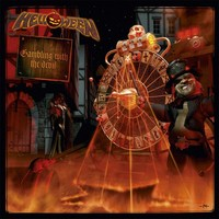 Helloween - Gambling With the Devil (CD) - Cover