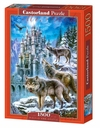 Castorland - Wolves & Castle Puzzle (1500 Pieces) Cover