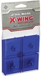 Star Wars: X-Wing Miniatures Game - Blue Bases and Pegs (Miniatures)