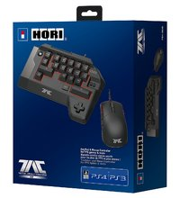 HORI Tactical Assault Commander (TAC:Four) KeyPad and Mouse Controller (PS4/PS3/PC) - Cover