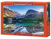 Castorland - Lake O'Hara, Canada Puzzle (1000 Pieces) - Cover