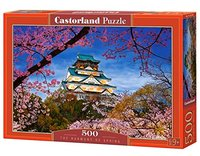 Castorland - Harmony of Spring Puzzle (500 Pieces) - Cover