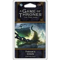 A Game of Thrones: The Card Game (Second Edition) - Tyrion's Chain Chapter Pack (Card Game)