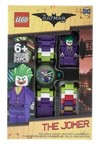 LEGO Clictime - LEGO Batman Movie - Joker Minifigure Link Watch