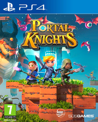 Portal Knights (PS4) - Cover
