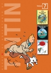 Adventures of Tintin - Herge (Hardcover) Cover