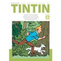 Adventures of Tintin - Herge (Hardcover)