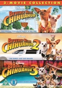 Beverly Hills Chihuahua: 3-movie Collection (DVD) - Cover