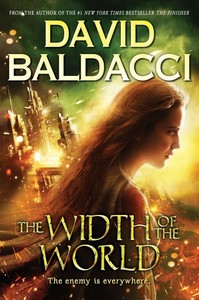 The Width of the World - David Baldacci (Hardcover)