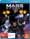 Mass Effect: Paragon Lost (Blu-ray) Cover