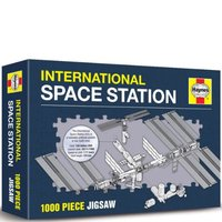 Haynes - International Space Station Puzzle (1000 Pieces) - Cover