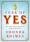 Year of Yes - Shonda Rhimes (Paperback)