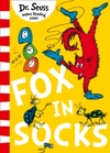Fox in Socks - Dr. Seuss (Paperback)
