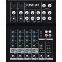 Mackie Mix 8 Analog 8 Channel Mixer (Black)