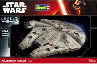 Revell - Star Wars: Milenium Falcon 1/241 - Cover